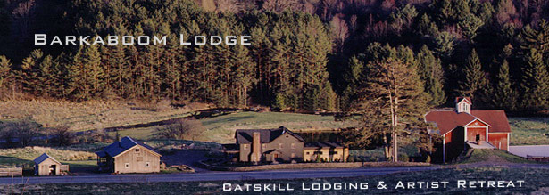 Barkaboom Lodge