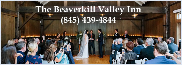 Beaverkill Valley Inn Weddings